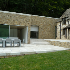 Security shutters for stunning Cotswolds property