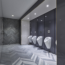 Washroom solutions for executive 3 Pancras Square