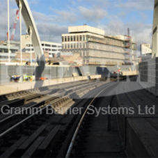 Gramm solves noise problem for London Overground