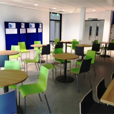 Seatable help deliver new sixth form area