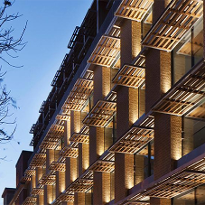 Wienerberger bricks chosen for award winning building