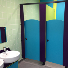 New washrooms perfect for Pontprennau Primary