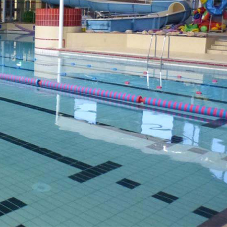 Marina Leisure Centre's pool gets chloride protection