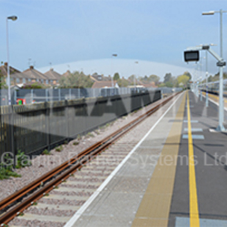 Gramm delivers acoustic security fencing to Network Rail