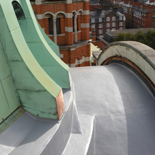 Replacing a Cathedral Roof: Mastic Asphalt at Westminster