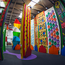 Opening of new Clip 'n Climb Centre in Plymouth