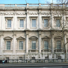 Restorative cleaning project at The Banqueting House