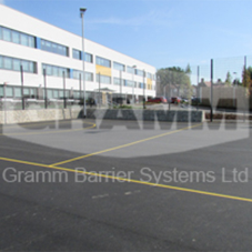 Gramm Barrier Systems at Willowfield Humanities College