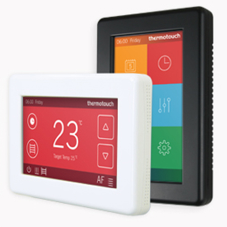 Thermogroup launches new dual control heating thermostat