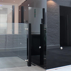 Contemporary lift conversion design at city centre office