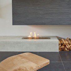 Ecosmart fires up the design at Hoflehner Interiors