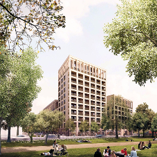 Schöck Isokorb for major North London redevelopment