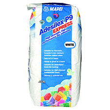 Mapei launch Adesilex P9 Express tiling adhesive