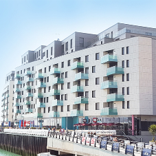 Stunning ceramic for Brighton Marina development