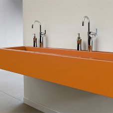 Amwell add new colours to Solid Surface range