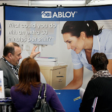 ABLOY UK attends Patient First 2016