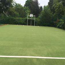 Matchplay surfacing for Wheelers Lane Primary School