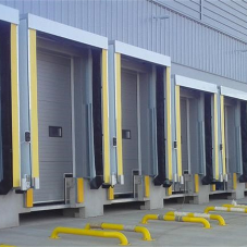 ABLOY Entrance Systems helps chilled warehouse cut costs
