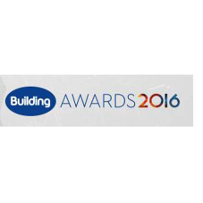 Clement at The Building Awards 2016