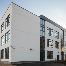Eurocell Modus meets design demands of leading schools