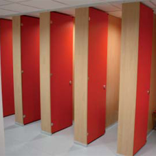 Bespoke washrooms for Sudbury Primary School staff area