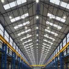 LED lighting chosen for new foundry