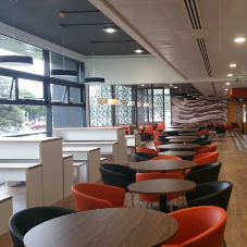 Bespoke furniture for University redevelopment