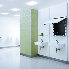 Venesta's Specifying Washrooms CPD