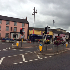FP McCann for Portadown Linkages Public Realm Project