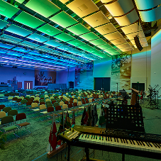 Acoustic products for Community Church
