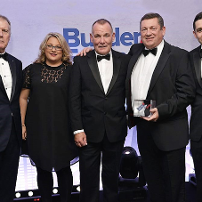 Stannah crowned 'Specialist Contractor of the Year'
