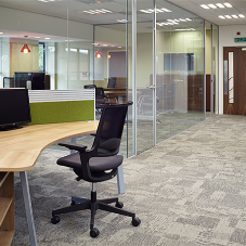Why Productivity Boosts with LED Office Lighting