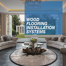 New Mapei wood flooring brochure