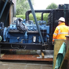 New generator for Arcadia in Milton Keynes