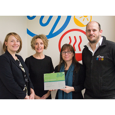 Nu-Heat's customer service award a first for heating sector