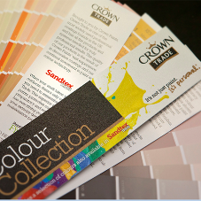 Keep it colourful whatever the weather with Sandtex Trade 365