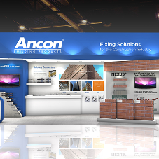 New product innovations from Ancon at Ecobuild 2017