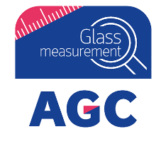 AGC launch glass measurement app
