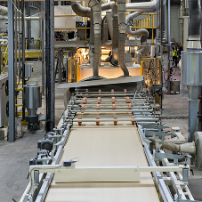 Armstrong boosts ceilings output with new production line