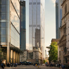 Donseed mobile biometrics at London's tallest tower