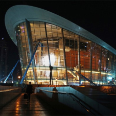 Thousands of meters of VDC cables for Dubai Opera House