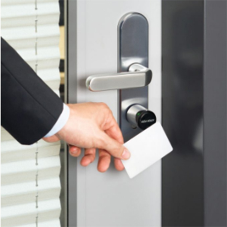 ABLOY showcases Aperio® wireless locking technology