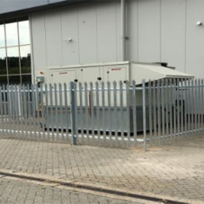 Alexandra Security completes fencing project in one day
