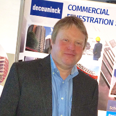Deceuninck expands its commercial team