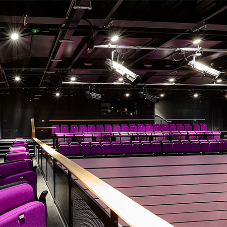 Acoustic products for Performing Arts Centre