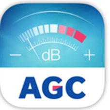 Experience sound in a unique way with AGC's Acoustics App