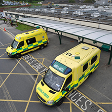 Broxap has patients covered at Airedale Hospital