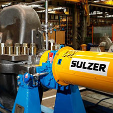 Sulzer pumps for Omani water project