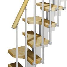 Premier Loft Ladders add Compatta specification online