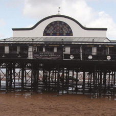 National Grid choose Geberit for the Pier of the Year